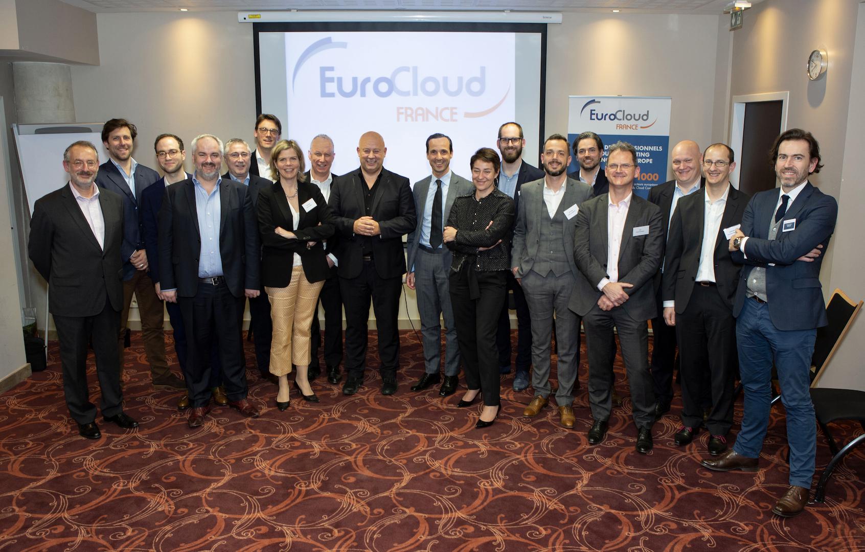 EuroCloud France : nouveaux membres au conseil d'administration