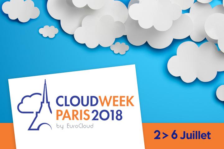 [ÉVÉNEMENT] Cloud Week Paris 2018