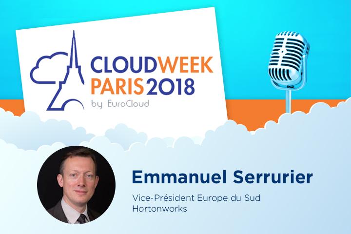 [Cloud Week] Cloud et traitement des données selon Hortonworks