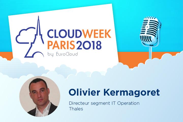 [Cloud Week] Cloud et transformation du SI selon Thales