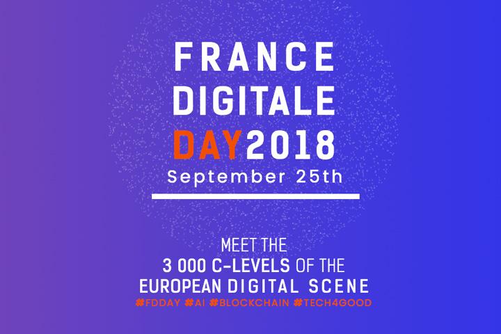 France Digitale Day 2018 : rendez-vous incontournable pour VC'S et startups européennes