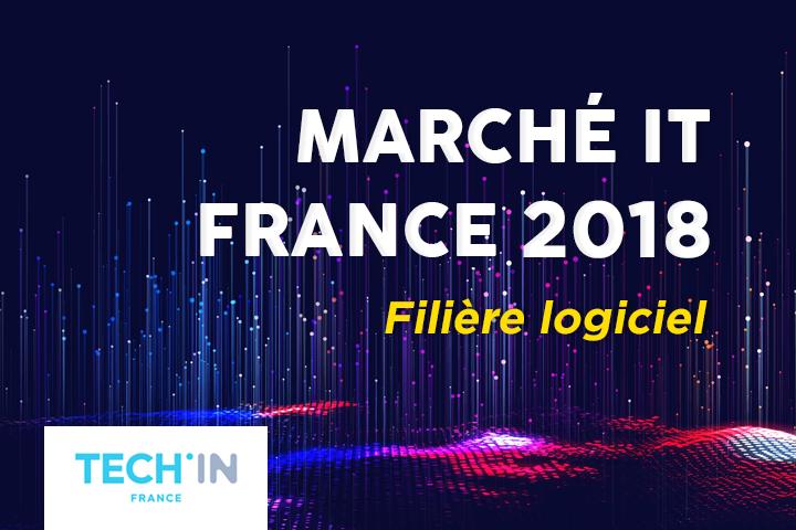 Quand le logiciel porte la croissance du marché IT français