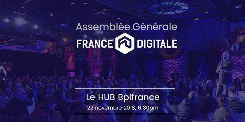 [Breaking News] France Digitale : résultats des élections au Board 2019