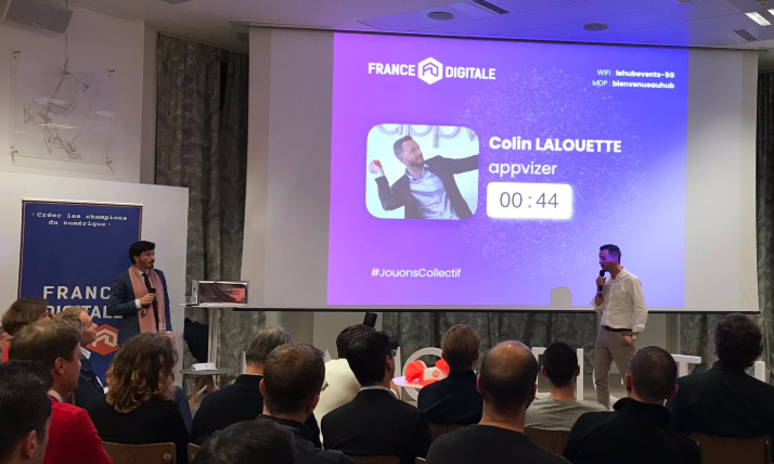 France Digitale : Colin Lalouette candidate au board 2019