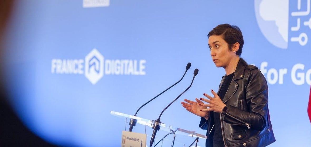 Rachel Delacour présidente de France Digitale