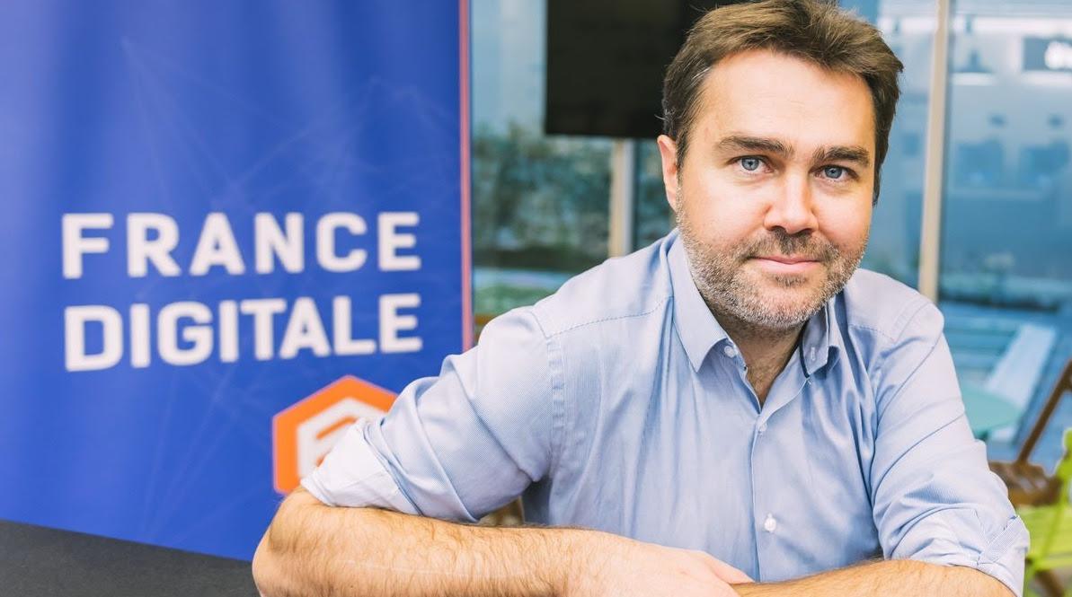 Fred Mazzella, Co-Fondateur de BlaBlaCar, est élu Président de France Digitale 2019
