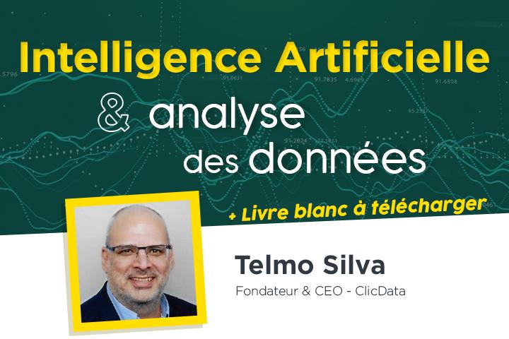 Comment l'Intelligence Artificielle améliorera-t-elle l'analyse des données ?