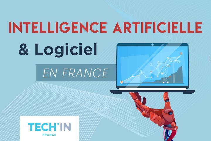 Intelligence artificielle et logiciel : état des lieux des forces en France