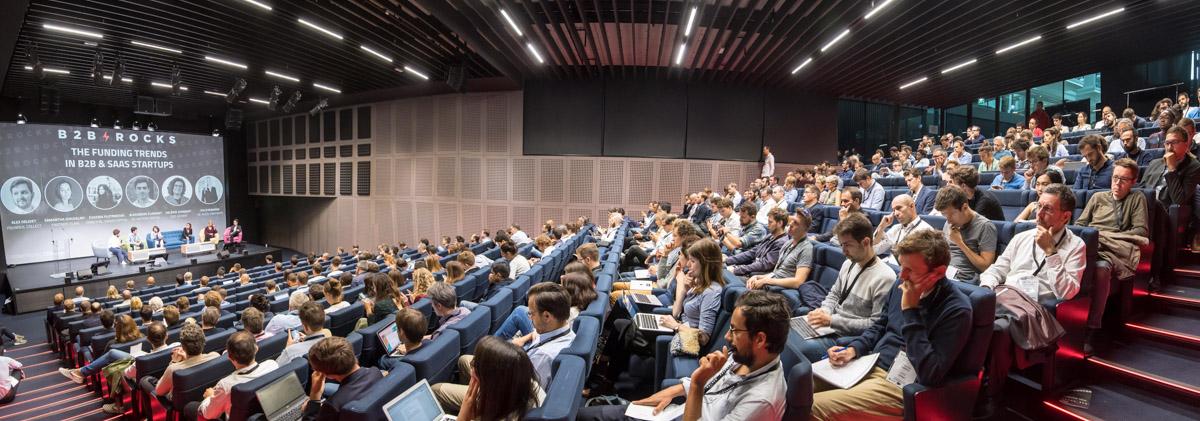 B2B Rocks, la conférence internationale de référence pour les entrepreneurs tech