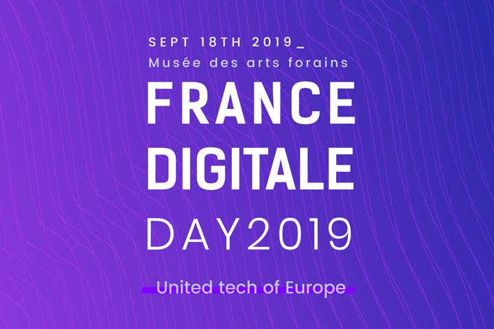 [Événement] France Digitale Day 2019 : rendez-vous le 18 septembre !