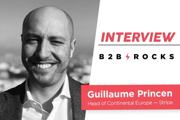B2B Rocks Paris 2019: Guillaume Princen's insights