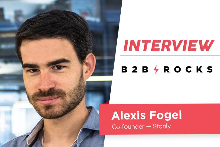 B2B Rocks Paris 2019: Alexis Fogel's insights
