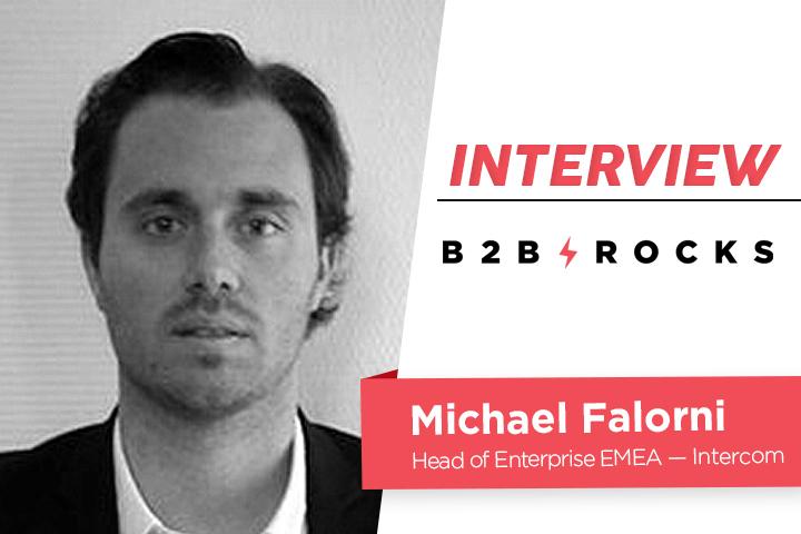 B2B Rocks Paris 2019: Michael Falorni's insights