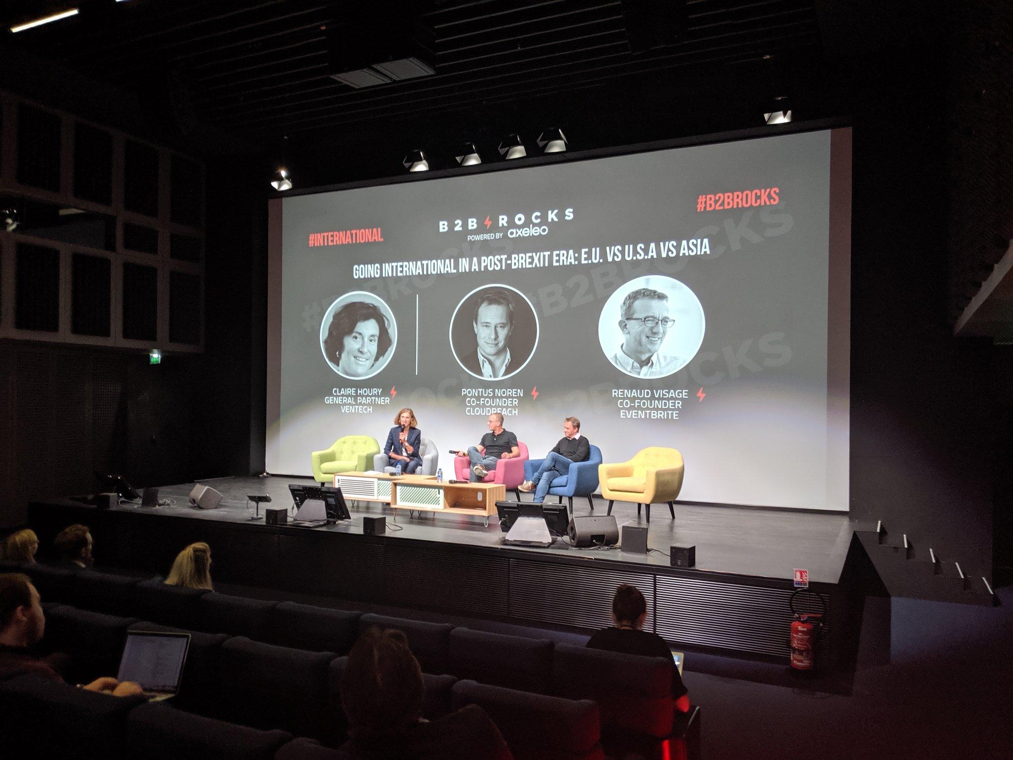 B2B Rocks Paris 2019 conference