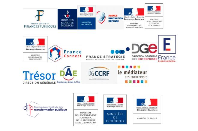 french tech 120 : correspondants french tech dans les ministères