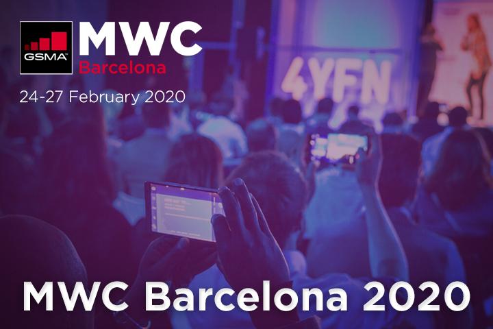 MWC Barcelone 2020 : le plus grand salon de la téléphonie mobile revient !