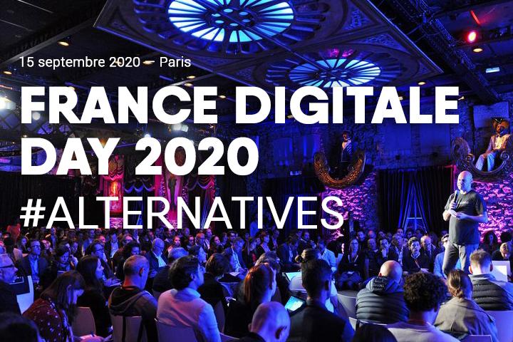 France Digitale Day 2020 : rencontrez la 1e communauté tech européenne !