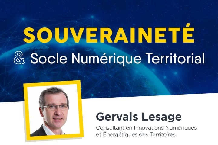 Souveraineté numérique : le Socle Numérique Territorial, la bataille des territoires