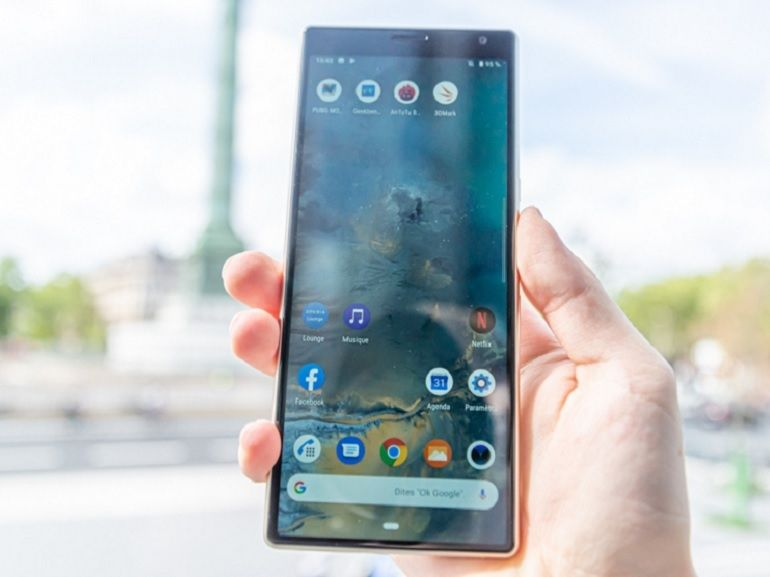 Mobile World Congress 2020- Sony Xperia 10+