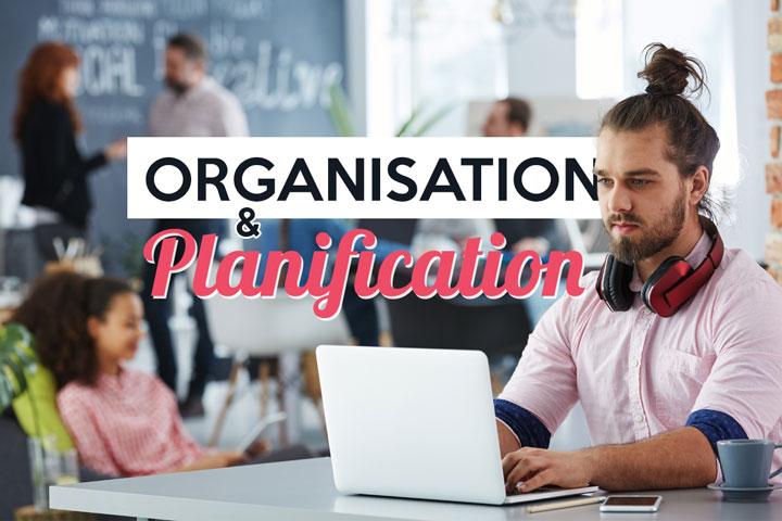 Logiciels de Organisation et planification