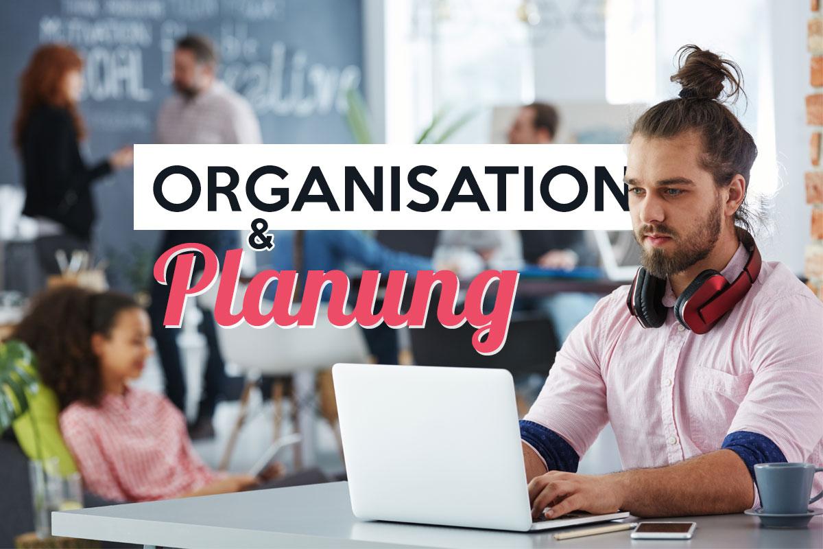 Organisation und Planung Software