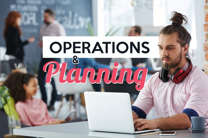 Software about Operations Management