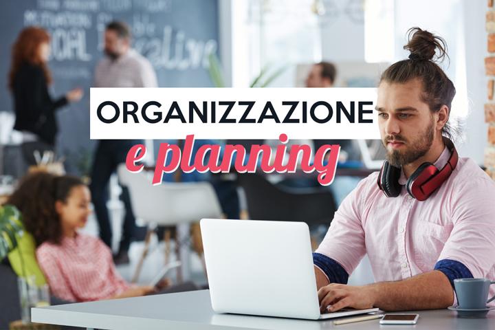 Software di Organizzazione & planning