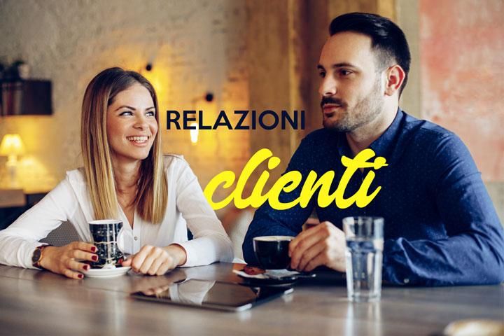 Software di Servizio clienti e vendite