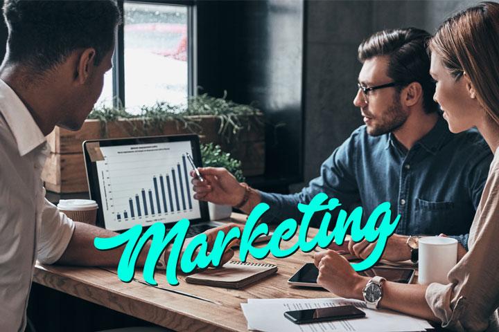 Logiciels de Marketing
