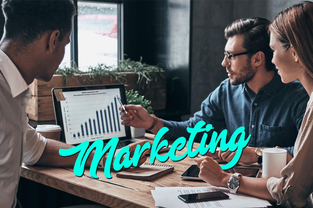 Software über Marketing