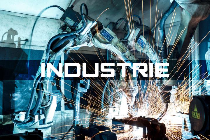 Logiciels de Industrie