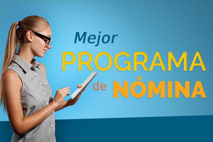 mejor programa de nominas