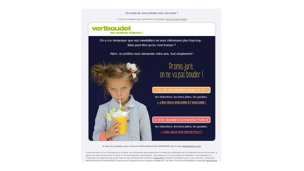 outil de fidélisation client : emailing