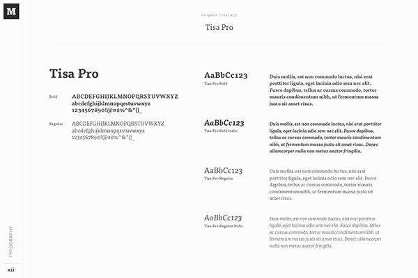 brand-book_Medium-typographie
