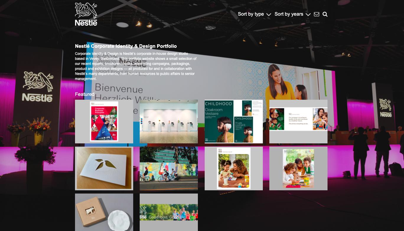 Brand Portal © Nestlé