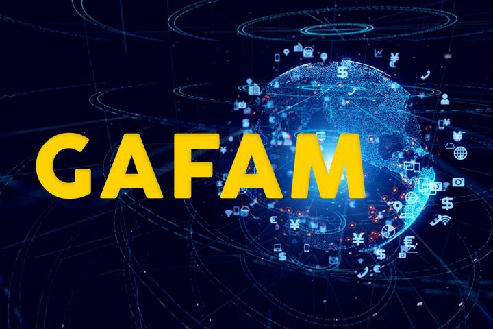 GAFAM : qui sont ces géants qui dominent le web et influencent la société ?
