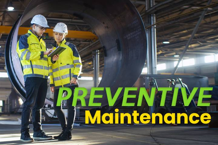 Everything you need to know about preventive maintenance