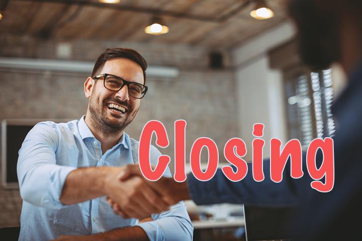 Comment concrétiser une vente grâce à un closing réussi ?