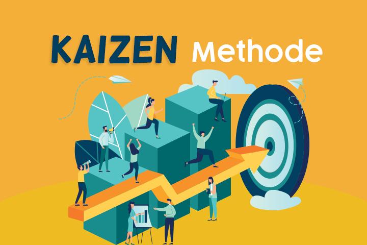 Die Kaizen-Methode: kontinuierliche Verbesserung