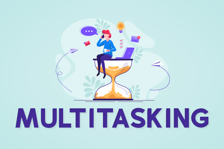 Multitasking - Fluch oder Segen für Ihre Produktivität?