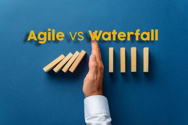 agile-vs-waterfall