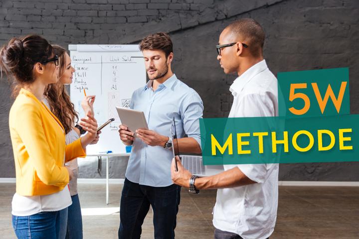 5W Methode: Definition, Beispiele und Vorteile
