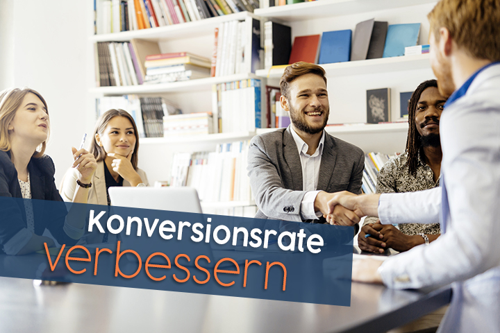 Conversion Rate Optimisation — Konversionsrate erfolgreich optimieren