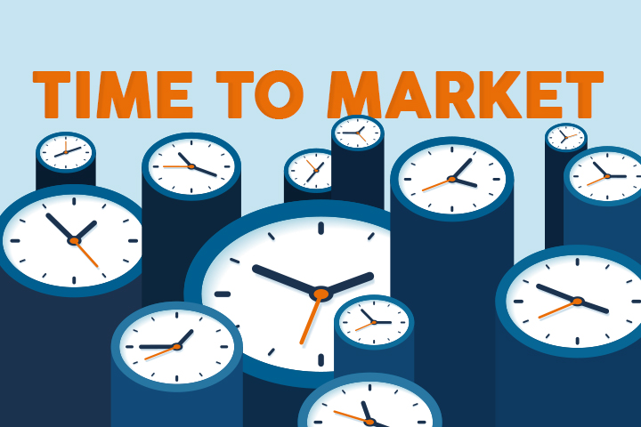 Time to Market: Optimize your Product-Process