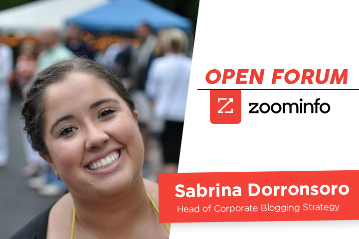 Open forum Zoominfo