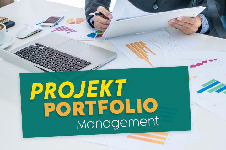 Wie kann man ein Projektportfolio effektiv verwalten?