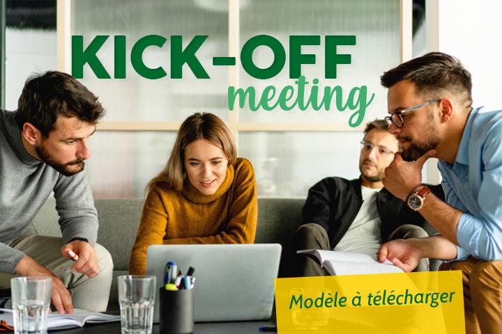 8 étapes pour réussir votre kickoff meeting et lancer vos projets efficacement
