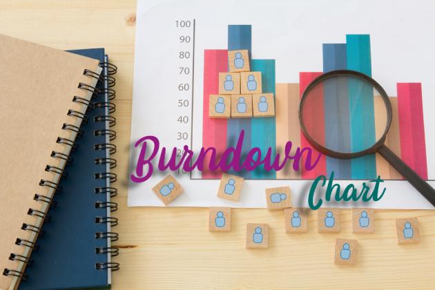 Le burndown chart, l'outil pour suivre l'avancement de votre projet