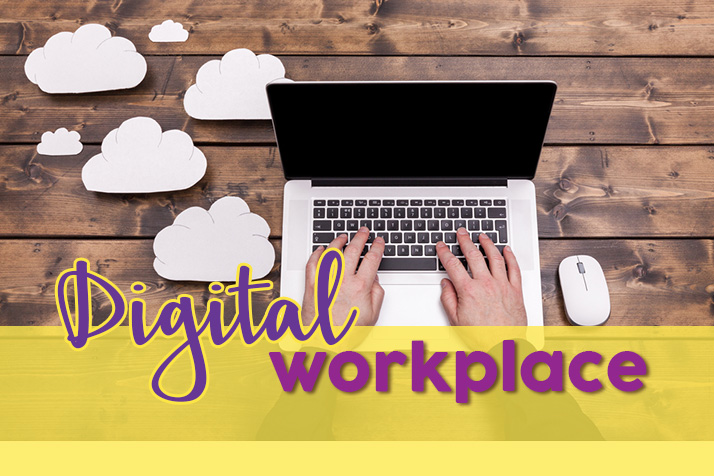 Digital Workplace: Share and Grow Virtually!