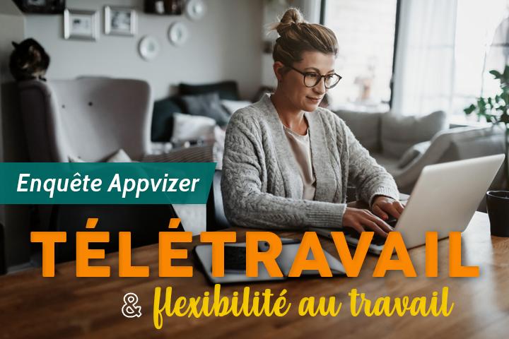 Enquête Télétravail et Flexibilité au travail